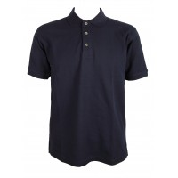 Polo Shirt dunkelblau